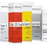 Pakket aanbieding om pigmentvlekken aan te pakken
