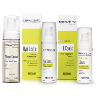 Pakket aanbieding voor de gevoelige huid