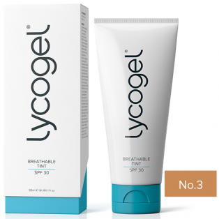 Lycogel Breathable Tint No.3
