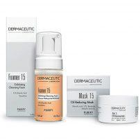 Thuispeeling-acne-vette-gemengde huid