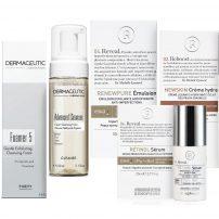 Producten gevoelige acne huid