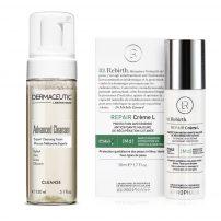 verzorging voor de gevoelige huid