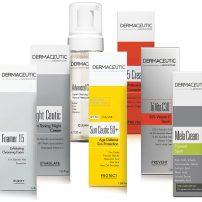 aanbieding producten pigmentvlekken